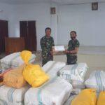 Kodim 1412/Kolaka Salurkan Bantuan Kemanusiaan Bagi Korban Gempa di Sulawesi Barat