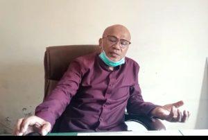 (Ketgam: Wakil Rektor Bidang Kemahasiswaan dan Alumi USN Kolaka, )