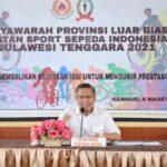 Musprovlub ISSI Sultra : Wali Kota Kendari Terpilih Sebagai Ketua ISSI