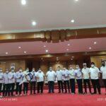Komitmen Arsjad Rasjid, Serahkan Bantuan Kendaraan Operasional untuk Kadin Sultra