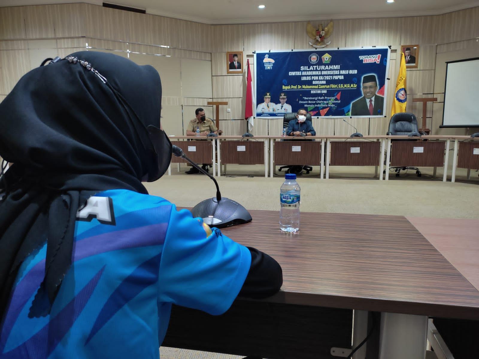 20 Atlet Perwakilan UHO Siap Berlaga di PON XX Papua