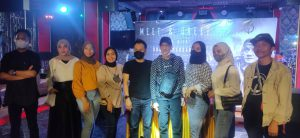 (Meet and great launching Lagu Untuk Kita Guruh Perdana Feat Hendri Lamiri di Master Lounge)